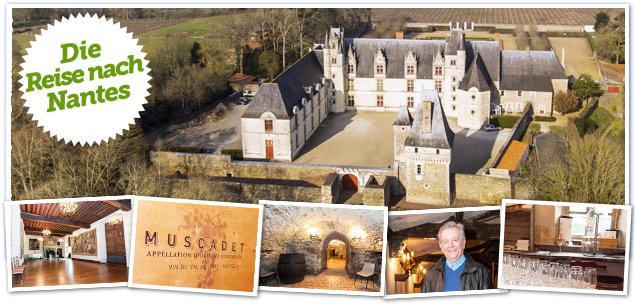 Artikelbild für: Meetings & Incentives in Frankreich: Nantes – idyllische Weingüter, imposante Schlösser & malerische Orte
