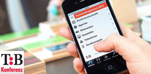 Artikelbild für: Event App im Test: T:BKonferenz – für mehrere Events, mit CMS & hohem Datenschutz-Anspruch