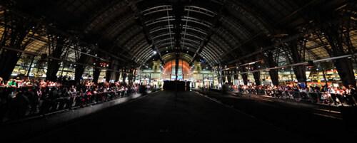 Artikelbild für: 125. Jubiläum des Frankfurter Hauptbahnhofs. Eventmarketing: kleiner, leiser, aber trotzdem groß!