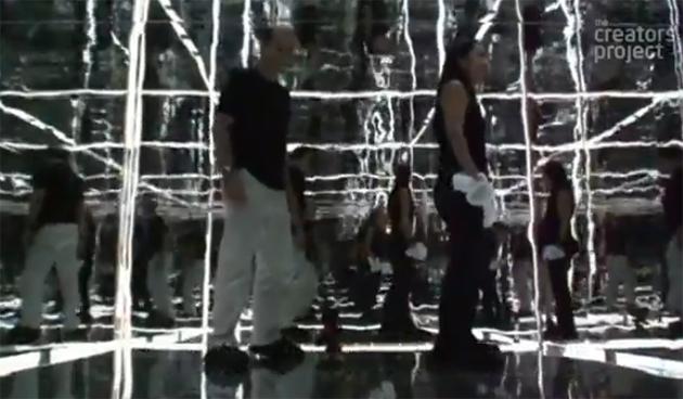 Artikelbild für: Interaktion eröffnet unendlich viele & neue Perspektiven – Installationen von Cantoni & Crescenti