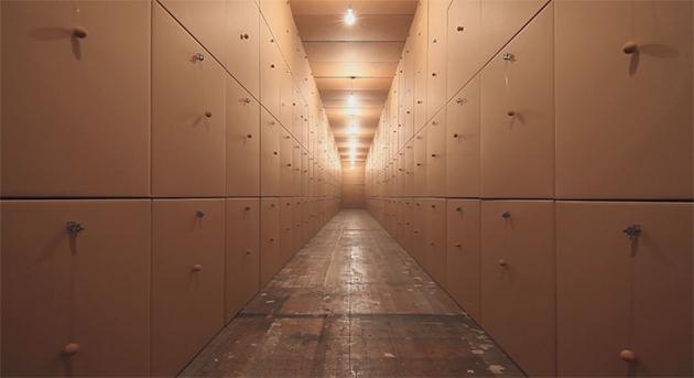 Artikelbild für: Klang Architektur & Installationen von Zimoun