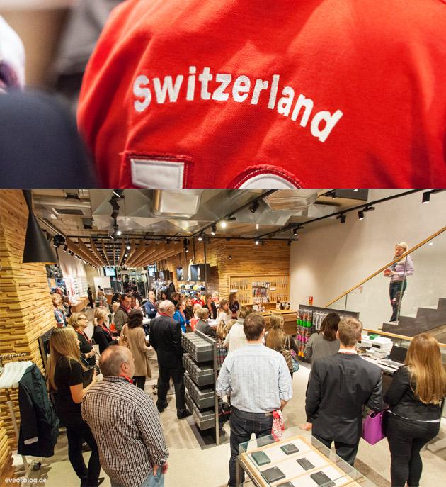 Foto: Schweiz Roadshow Düsseldorf