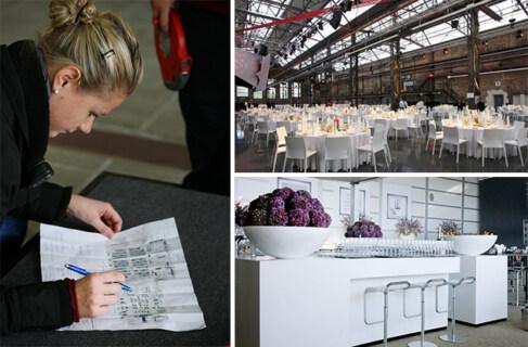 Artikelbild für: Tipps für die Eventausstattung: worauf sollte man bei der Raumgestaltung und bei Mietmöbeln achten?
