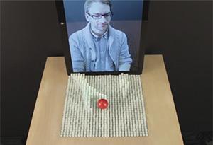Artikelbild für: 3D Dateien zum Anfassen – als dynamische & materielle Formen! Spannend für Ausstellungen & Events