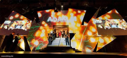 Artikelbild für: ADAM + EVA 2013 – Oh happy Day