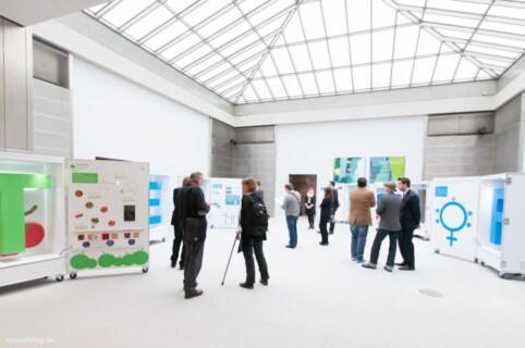 Artikelbild für: Interaktive Ausstellung: 150 Jahre Bayer Anniversary Tour