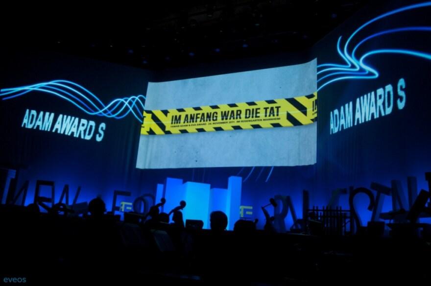 Artikelbild für: Fotos des ADAM & EVA Awards 2011 in Mannheim