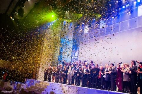 Artikelbild für: Fotos vom ADAM & EVA Award 2012 in Mannheim