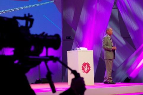 Artikelbild für: Fotos vom ADC Festival, Wettbewerb & Party 2011 in Frankfurt