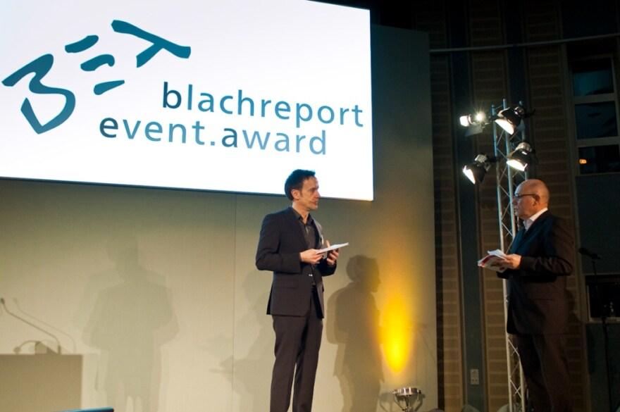 Artikelbild für: Fotos des BEA + INA Awards auf der Best of Events 2011