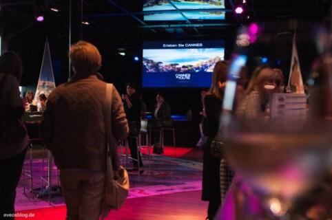 Artikelbild für: Fotos der Cannes Roadshow 2012 in Düsseldorf
