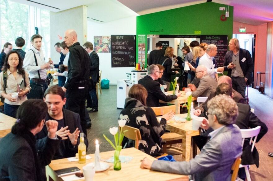 Artikelbild für: Fotos vom Crowdsourcing Summit 2012 in Köln