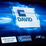 Fotos vom DAVID Award 2012 Foto