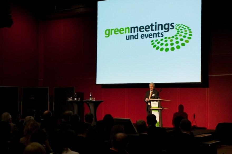 Artikelbild für: Fotos der greenmeetings & events 2011 in Mainz