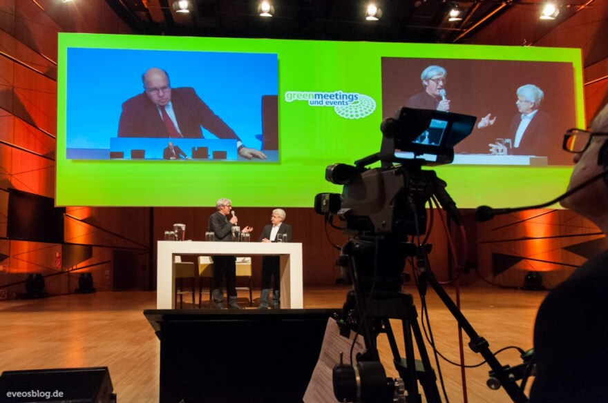 Artikelbild für: Fotos der greenmeetings & events 2013 in Darmstadt