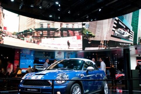 Artikelbild für: Fotos von der IAA Frankfurt 2011: Eindrücke & Highlights