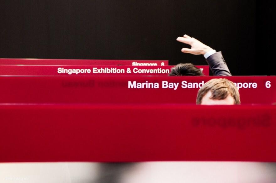 Artikelbild für: Fotos der IMEX 2012 in Frankfurt