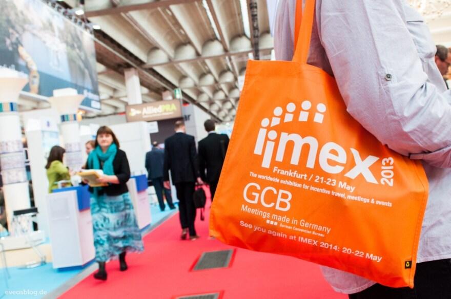 Artikelbild für: Fotos der IMEX Messe 2013 in Frankfurt