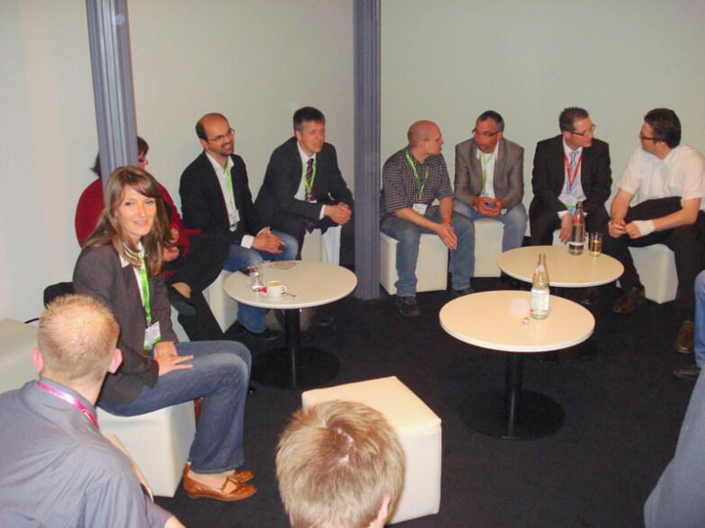 Artikelbild für: Eventler diskutieren über Social Media in der Live-Kommunikation – das erste S.M.E.C. auf der IMEX
