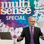Fotos vom multisense Special 2011 auf der Hannover Messe Foto