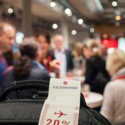 Fotos der Schweiz Roadshow in Düsseldorf, 2013 Foto