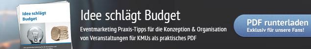 Idee schlägt Budget