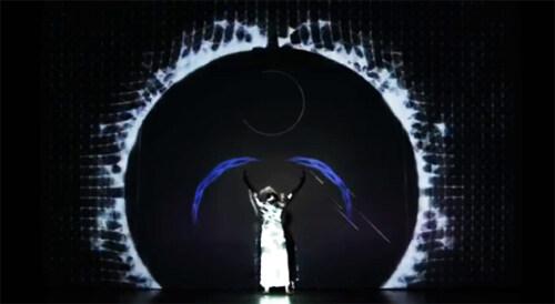 Artikelbild für: Mensch & Medien: Tanz Performance von Rhizomatiks