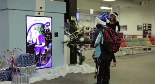 """Artikelbild für: Weihnachts-Aktion: WestJet erfüllt Weihnachts-Wünsche in """"Echtzeit"""""""