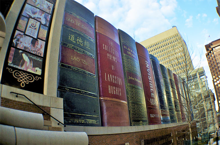Kansas City Central Library Events