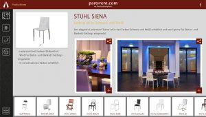 Screenshot-App-Produkte-Beispiele