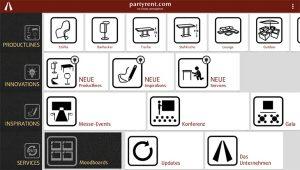 Screenshot-App-uebersicht