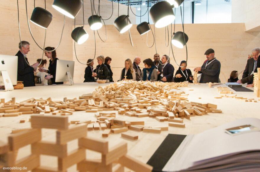 Artikelbild für: Fotos der EuroShop 2014 – Messe für Retail, Shopdesign, Messedesign und Live-Marketing