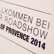 "Fotos der ""Best of Provence"" Roadshow in Düsseldorf Foto"