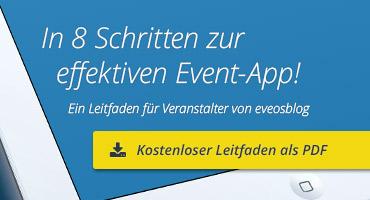 In 8 Schritten zur effektiven Event-App Grafik