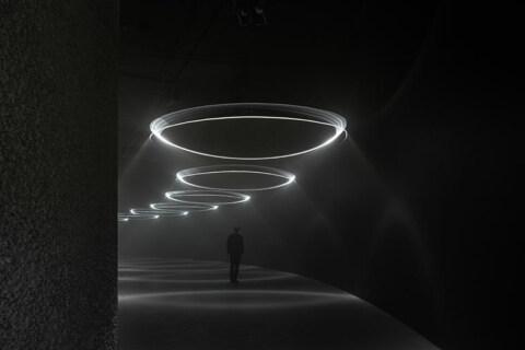 Artikelbild für: Ungewöhnliche Raumerfahrungen: Installation Momentum