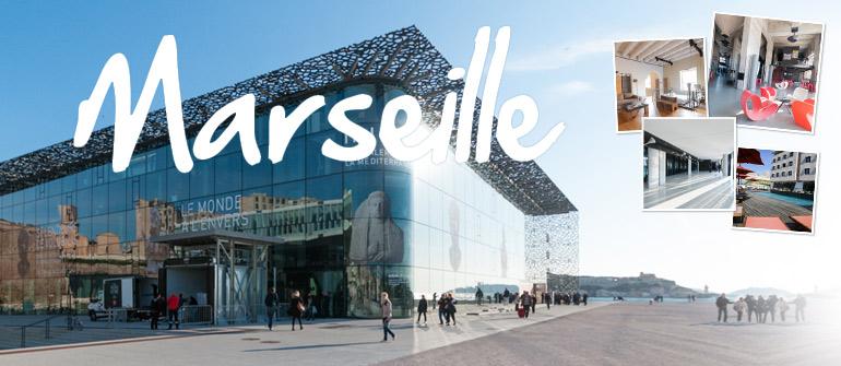 Artikelbild für: Events & Meetings in Marseille: wenn mediterranes Flair der Provence auf modernes Design trifft