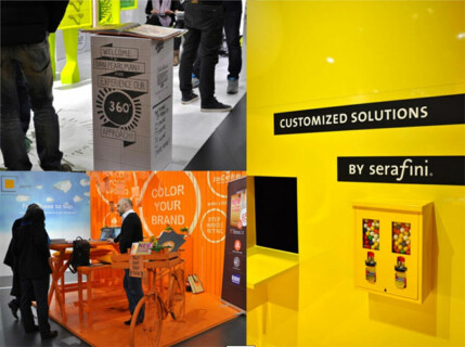 Artikelbild für: 4 Messedesign-Trends der EuroShop 2014