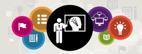 Artikelbild für: Wie entwickelt man Ideen? 5 systematische Schritte – Infografik