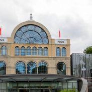 Fotos der Meet Cologne Tour: Flora, Radisson Blu und KölnSky Foto