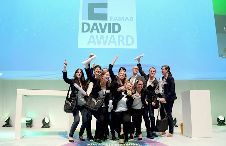 FAMAB David Awards 2014