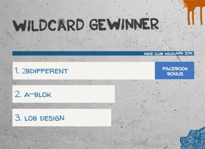 Artikelbild für: Der Gewinner der Wildcard für den MICE Club LIVE 2014