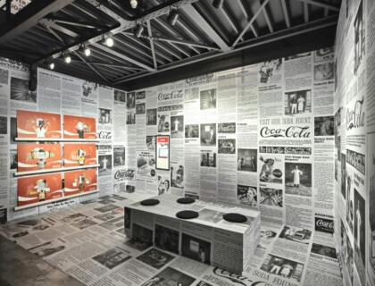 Artikelbild für: Neues Coca Cola Besucherzentrum in Antwerpen