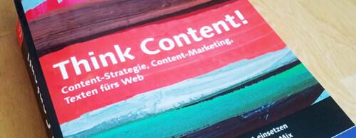 Artikelbild für: Content Strategie & Content Marketing richtig entwickeln und planen – Buch Tipp