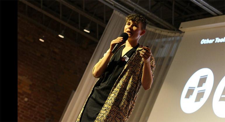 Artikelbild für: Event Experience Design: sinnvolle und sinnstiftende Interaktion auf Events – Vortrag von Claudia Brückner