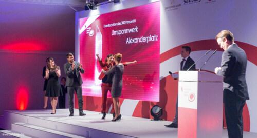 Artikelbild für: Nachbericht zum Location Award 2014
