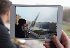 Foto zu Timetraveler: Augmented Reality App macht Geschichte der Berliner Mauer erlebbarer