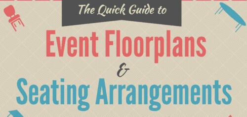 Artikelbild für: Bestuhlungs- & Sitzpläne für Events und Konferenzen – Infografik & Tipps für Eventplaner aus Unternehmen