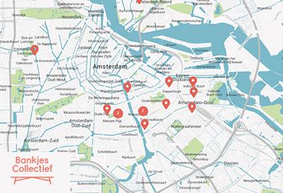 Artikelbild für: BenchesCollective: eine Stadt wird zur Pop-Up Location