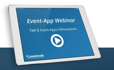 Artikelbild für: Event-Apps refinanzieren – kostenfreies Webinar: wie man Sponsoren & Werbung gewinnbringend einbindet