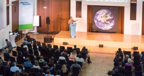 Artikelbild für: Fotos & Highlights: Karma Konsum Konferenz 2014 in Frankfurt